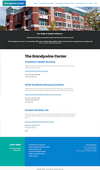 The Brandywine Center